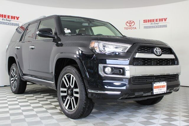 2019 Toyota 4Runner Limited 4D Sport Utility