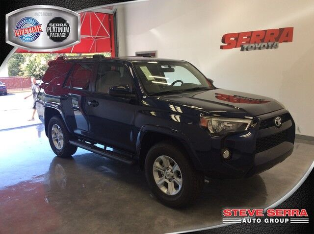 2019 Toyota 4Runner SR5 Central and North AL