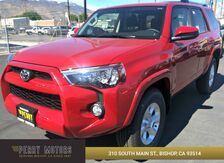 2019_Toyota_4Runner_SR5_ Bishop CA