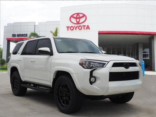 New Toyota 4Runner Delray Beach FL