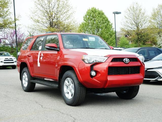 2019 Toyota 4Runner SR5 Premium 4WD Cranberry Twp PA