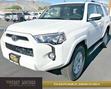 2019_Toyota_4Runner_SR5 Premium_ Bishop CA