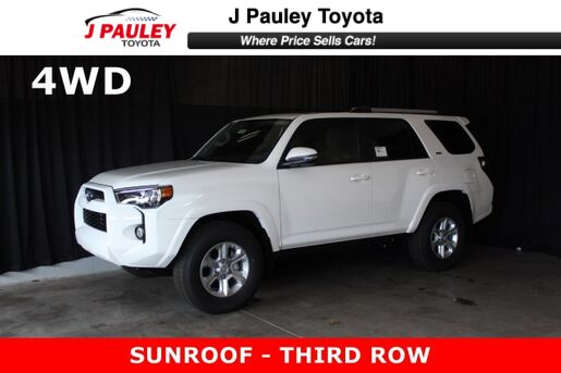 2019_Toyota_4Runner_SR5 Premium_ Fort Smith AR