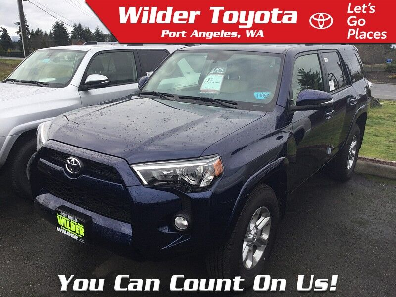 2019 Toyota 4Runner SR5 Premium Port Angeles WA