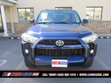 2019 Toyota 4Runner SR5 Premium Fredricksburg VA