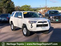 2019 Toyota 4Runner SR5 Premium South Burlington VT