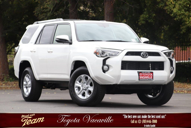 2019 Toyota 4Runner SR5 Premium Vacaville CA