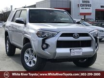 2019 Toyota 4Runner SR5 Premium White River Junction VT