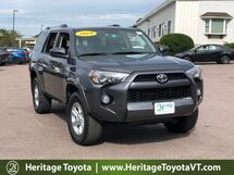 2019 Toyota 4Runner SR5 South Burlington VT