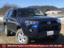 2019 Toyota 4Runner SR5 White River Junction VT