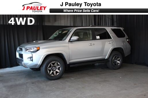 2019_Toyota_4Runner_TRD Off Road_ Fort Smith AR