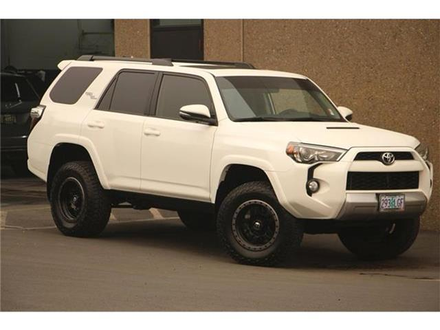 2019 Toyota 4Runner TRD Off Road Premium 4x4 Salem OR