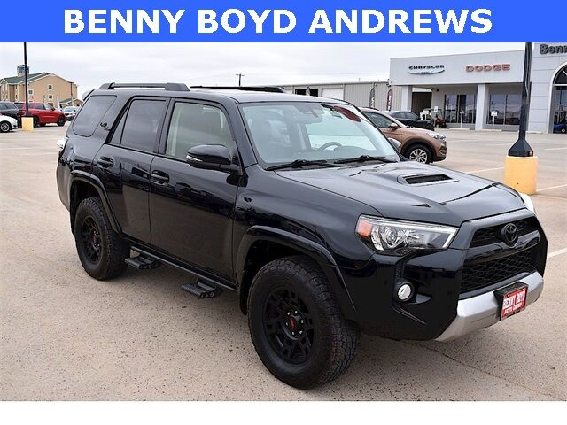 2019 Toyota 4Runner TRD Off-Road Premium Andrews TX