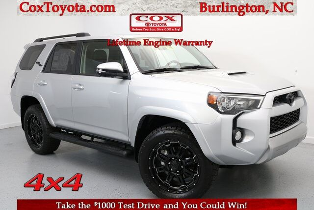2019 Toyota 4Runner TRD Off-Road Premium Burlington NC