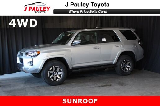 2019_Toyota_4Runner_TRD Off Road Premium_ Fort Smith AR