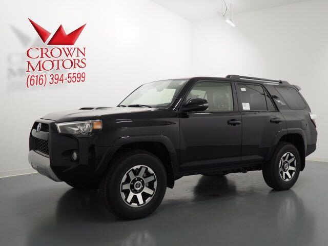 2019 Toyota 4Runner TRD Off-Road Premium Holland MI