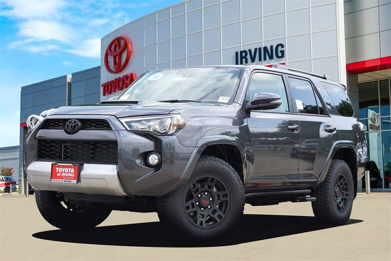 2019 Toyota 4Runner TRD Off-Road Premium Irving TX