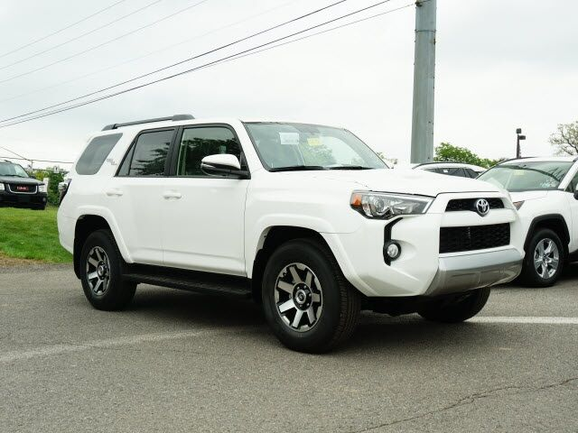 2019 Toyota 4Runner TRD Off-Road Premium Cranberry Twp PA