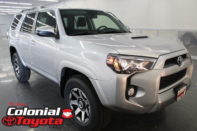 2019 Toyota 4Runner TRD Off-Road Premium Milford CT