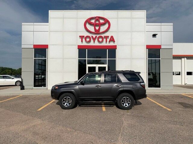 2019 Toyota 4Runner TRD Off Road Premium North Platte NE