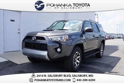 2019_Toyota_4Runner_TRD Off-Road Premium_ Salisbury MD