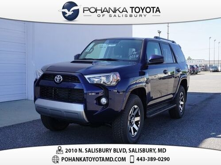 2019_Toyota_4Runner_TRD Off-Road_ Salisbury MD