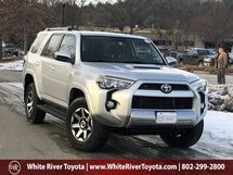 2019 Toyota 4Runner TRD Off-Road White River Junction VT