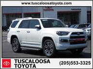 2019 Toyota 4runner Limited 4WD Tuscaloosa AL