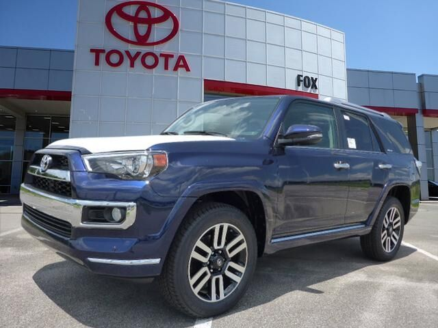 2019 Toyota 4runner Limited Clinton TN