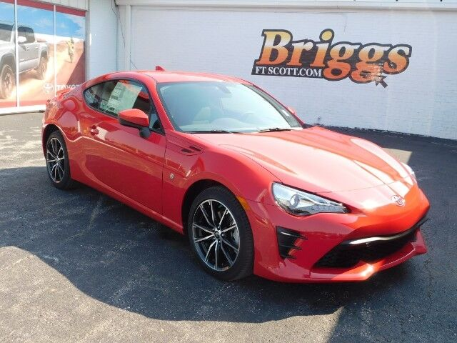 2019 Toyota 86 Auto Fort Scott KS