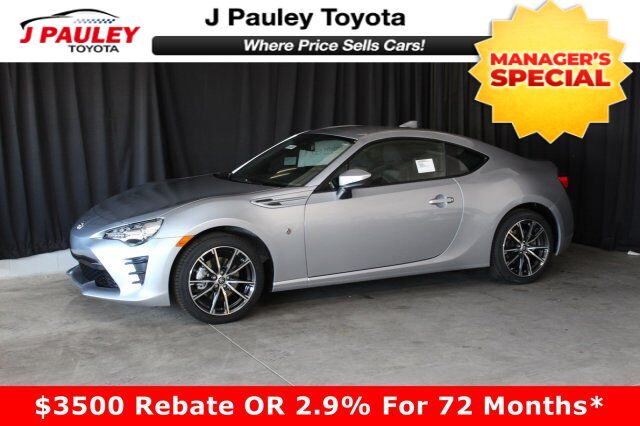 2019 Toyota 86 Automatic