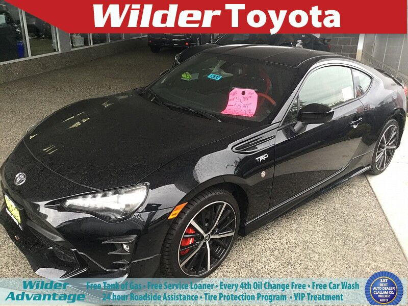 2019 Toyota 86 TRD SE Port Angeles WA