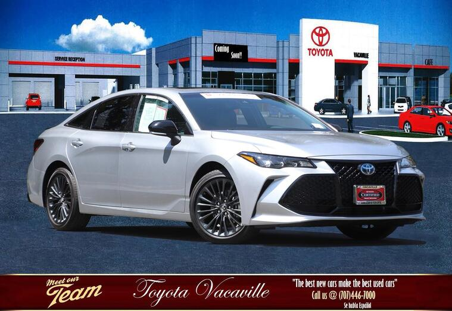 2019 Toyota AVALON HYBRID XSE Sedan Vacaville CA
