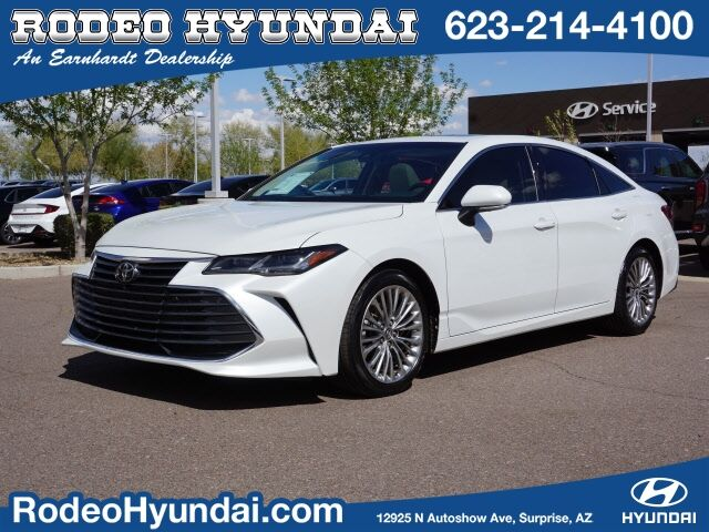 2019 Toyota Avalon 4d Sedan Limited Surprise AZ