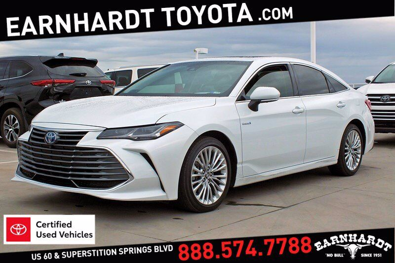 2019 Toyota Avalon Hybrid Limited *1-OWNER* Mesa AZ