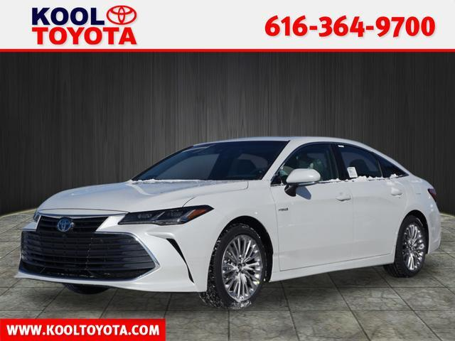 2019 Toyota Avalon Hybrid Limited Grand Rapids MI