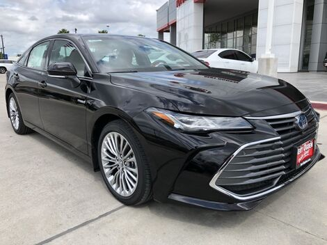 2019_Toyota_Avalon Hybrid_Limited_ Harlingen TX