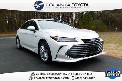 2019_Toyota_Avalon Hybrid_Limited_ Salisbury MD