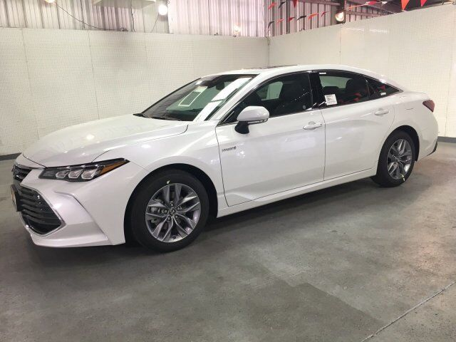 2019 Toyota Avalon Hybrid XLE Oroville CA