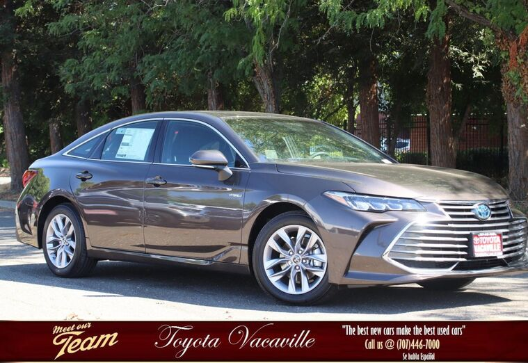 8410565d3b73 1 New Toyota Avalon Hybrid Vacaville California