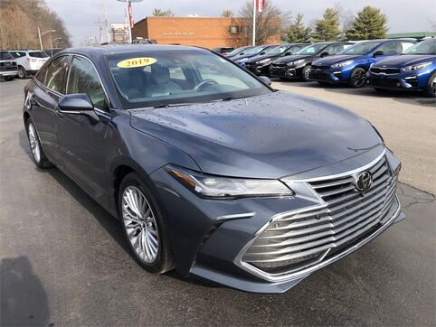2019_Toyota_Avalon_LIMITED_ Evansville IN