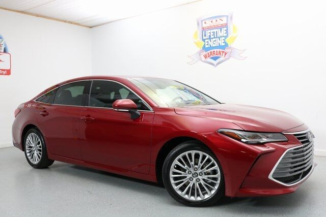 2019 Toyota Avalon Limited Burlington NC