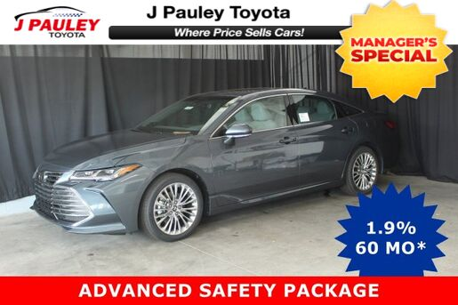 2019_Toyota_Avalon_Limited_ Fort Smith AR