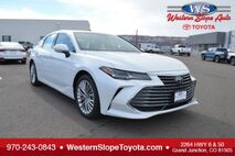 2019 Toyota Avalon Limited Grand Junction CO