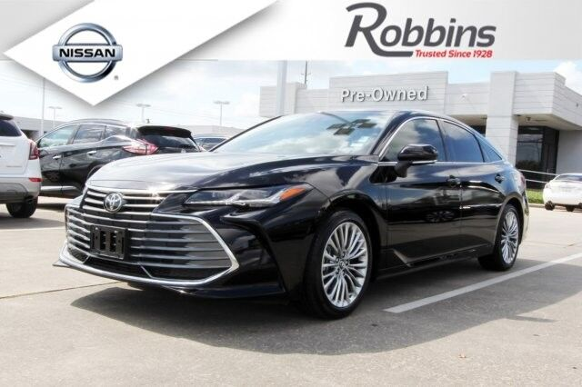2019 Toyota Avalon Limited Houston TX