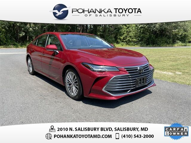2019 Toyota Avalon Limited Salisbury MD