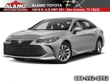 2019_Toyota_Avalon_Limited_ San Antonio TX