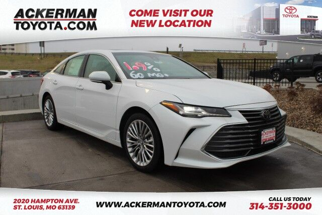 2019 Toyota Avalon Limited St. Louis MO