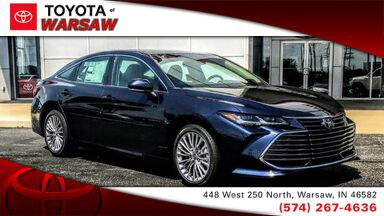 2019_Toyota_Avalon_Limited_ Warsaw IN
