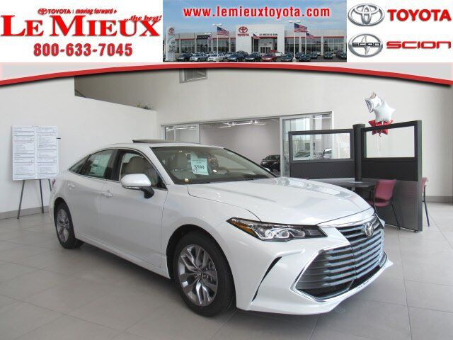 2019 Toyota Avalon XLE Green Bay WI